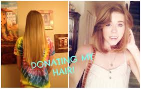 donate hair donating my hair pantene beautiful lengths makeupkatie95 youtube