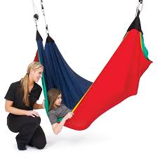 acrobat swing sensory integration southpaw