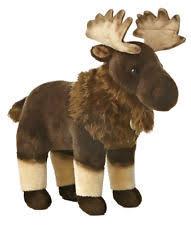 aurora stuffed animals men stuffed moose ebay