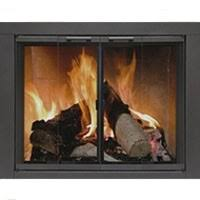 Contemporary Fireplace Doors by Fireplace Door Glass Fireplace Doors Buy Fireplace Doors