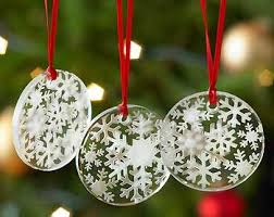 49 best etched glass ornaments images on craft