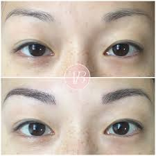 Hair Stroke Eyebrow Tattoo Nyc Microblading 3d Brows