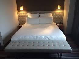 chambre nuit le coin nuit de la chambre picture of pullman st pancras