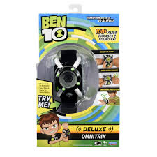 ben 10 role play deluxe omnitrix toys