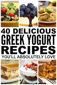Seeking Dinner 40 Fabulous Yogurt Recipes You Ll