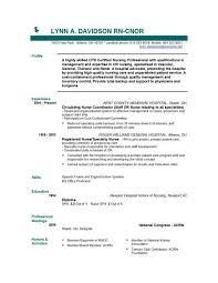 resource coordinator resume sample