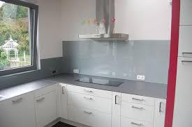credence en verre cuisine verre credence cuisine dressing avec porte crdence verre gris mat