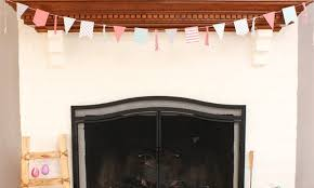 Easter Decorations Mantel by Easter Archives The Real Thing With The Coake Family