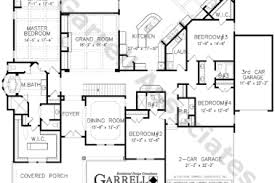36 one story ranch house plans 1959lg ranch 1 story modern