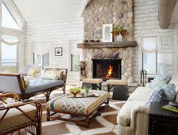 Whitewashing A Fireplace by Give Your Home A Whimsical New Look With Whitewashed Walls Walls