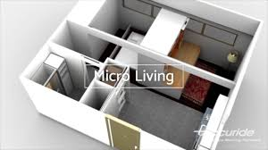 Micro Living Spaces by Micro Living Spaces 1920x1080 Youtube