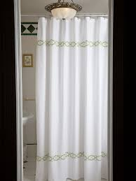 curtain rustic shower curtains for trendy bathroom