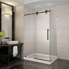 aston shower stalls u0026 kits showers the home depot