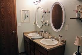 simple u0026 pretty mason jar bathroom storage master bathroom