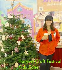 artisan handcrafted crayons gift show harvest craft show
