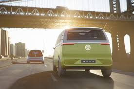 volkswagen concept 2017 volkswagen i d buzz concept vw u0027s electric push continues at