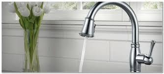 delta kitchen faucet touch delta touchless kitchen faucet mydts520