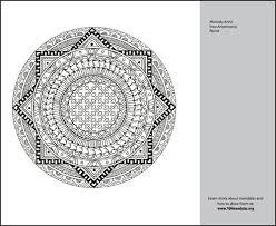 free mandala coloring book draw mandalas 100