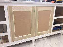 how to make cabinet door frames video build doors out of pallet