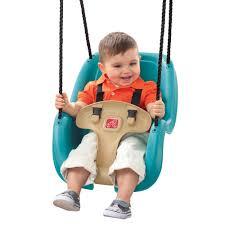 baby swing swing set infant to toddler swing baby swing step2
