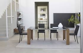 Contemporary Glass Dining Room Tables by Modern Glass Dining Room Tables U2013 Table Saw Hq