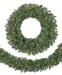 grand fir artificial wreath tree classics