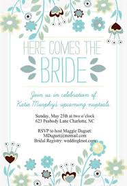 bridal shower invitation template free printable bridal shower invitation templates blueklip
