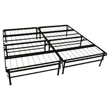 durabed king foundation u0026 frame in one mattress support bed frame