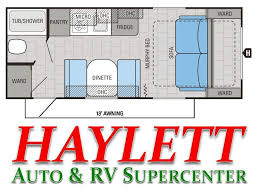 Jayco Travel Trailers Floor Plans by 2016 Jayco Jay Feather 7 18rbm Travel Trailer Coldwater Mi