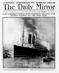 sinking of the lusitania rms lusitania sinking incredible new undersea images shows wwi
