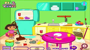 dora the explorer cleaning room games for girls vidéo dailymotion