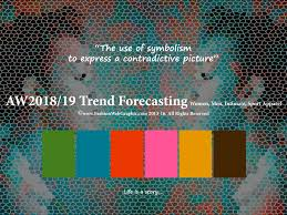 aw2017 2018 trend forecasting on pantone canvas gallery aw2018 2019 trend forecasting for women men intimate sport apparel