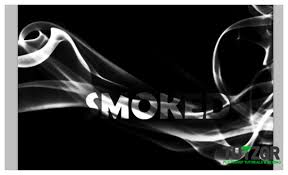 how to add the smoke highlighted text effect in photoshop tutzor
