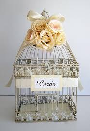 vintage wedding guest book country wedding vintage wedding birdcage guestbook 790910