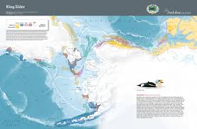 Gulf Of Alaska Map Ecological Atlas Of The Bering Chukchi And Beaufort Seas