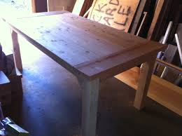 Diy Dining Room Table Plans How To Build A Farmhouse Table Diy Project Aholic