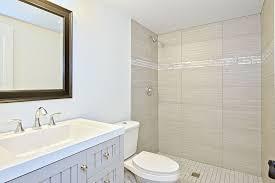 Vanity Undermount Sinks 3 4 Bathroom With Undermount Sink U0026 Flat Panel Cabinets In