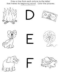 printable preschool activity worksheet 02