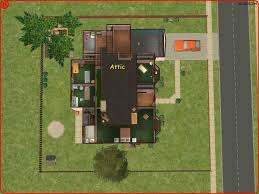 742 Evergreen Terrace Floor Plan The Simpsons House Plan House Plans