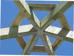 8 Sided Wooden Gazebo by Gazebo Brackets Gazebo Ideas