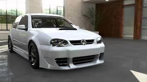 volkswagen gti custom forza 5 volkswagen golf r32 2003 custom youtube