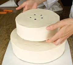 wedding cake decoration decorating a wedding cake allrecipes dish
