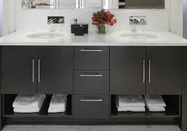 meuble de cuisine dans salle de bain deco cuisine style atelier of meuble salle de bain vasque
