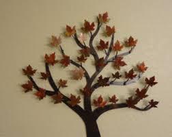 zspmed of metal tree wall decor