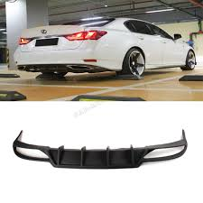lexus isf rear diffuser online buy wholesale gs350 rear diffuser from china gs350 rear