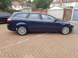 2007 ford mondeo 2 0 tdci titanium x 5dr manual the car traders uk