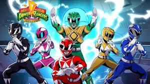 mighty morphin power rangers mega battle game trailer york