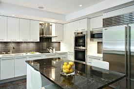 cuisine avec ot central comptoir bar cuisine photos de design d intérieur et décoration