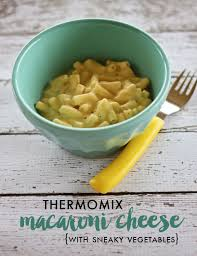 thermomix cuisine thermomix recipe sneaky macaroni cheese