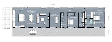 long house floor plans lofty idea 3 long ranch style house plans 17 images about narrow